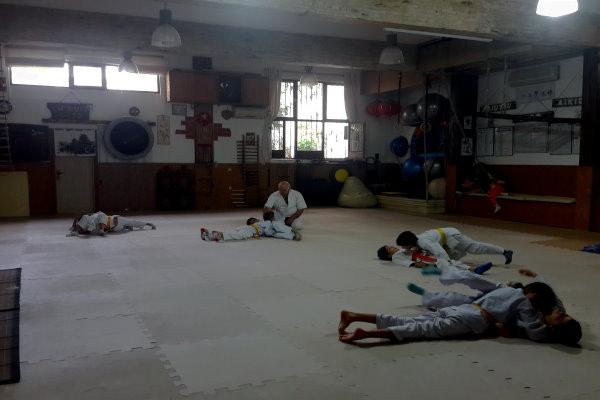cocuk judo
